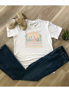 THE SWEET ESCAPE GRAPHIC TEES