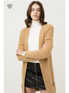 THE CARLA DUSTER SWEATER CARDIGANS -2 colors
