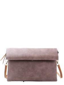 THE ENVELOPE CROSSBODY CLUTCH