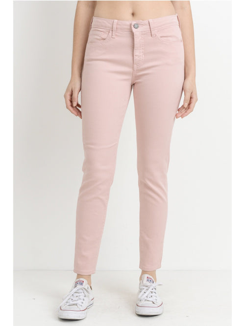THE EMMILYN SKINNY COLORED DENIM