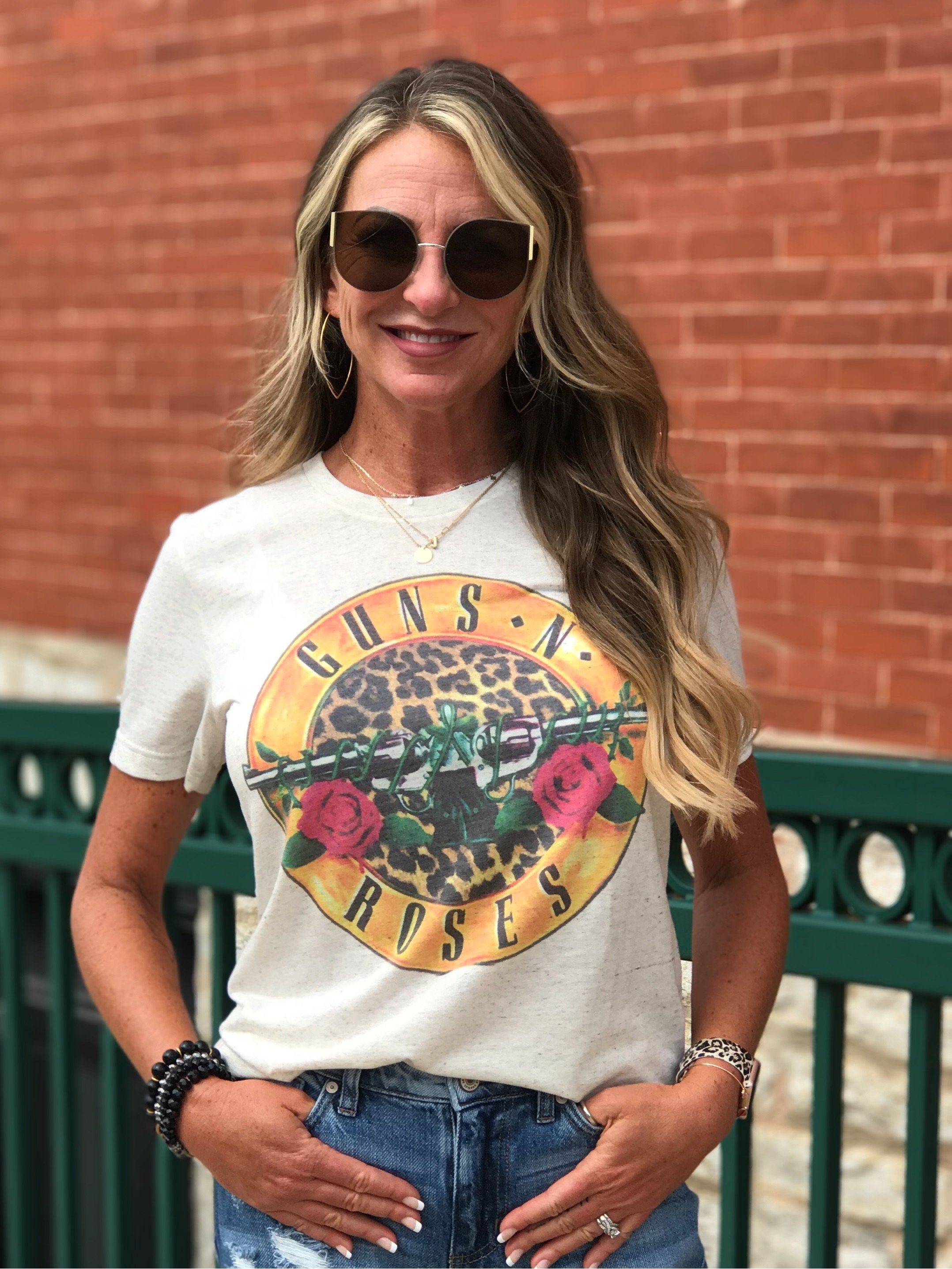 GUNS N ROSES GRAPHIC TEE