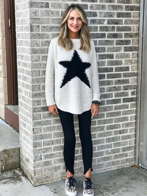 THE JOANNA STAR SWEATER