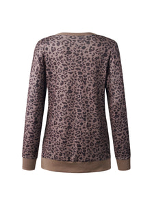 THE HAYLEY LEOPARD TOP - 3 colors