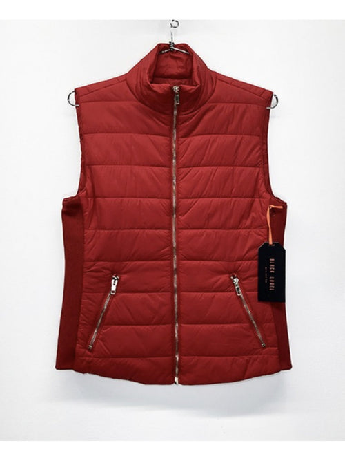 THE BETTY PUFFER VEST - 2 colors
