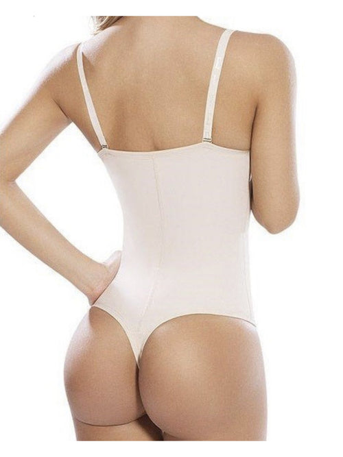 SHAPEWEAR HIGH CONTROL THONG BODY SUIT