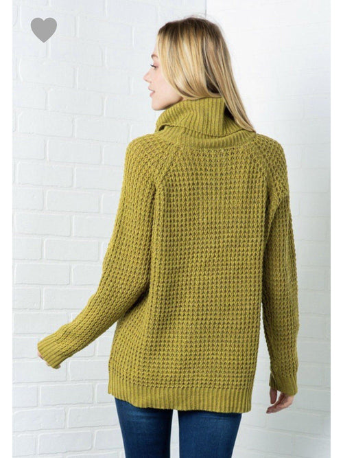 THE MADELINE SWEATER