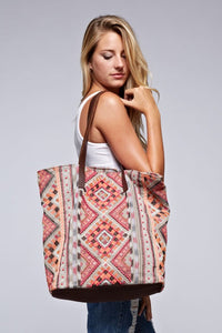 THE BELLA BEADED BEACH BAG