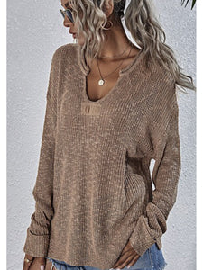 THE LEXIE LIGHTWEIGHT SWEATERS - 2 colors