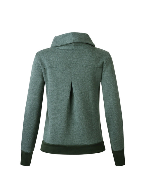 THE KATIE COWL NECK SWEATSHIRT - 3 COLORS