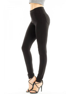 THE CORI KANCAN JEGGINGS - 2 colors