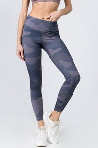 THE ALLY CAMO LEGGINGS