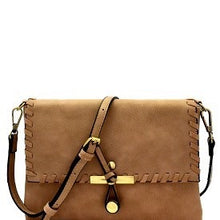 Load image into Gallery viewer, SMALL SATCHEL CROSSBODY