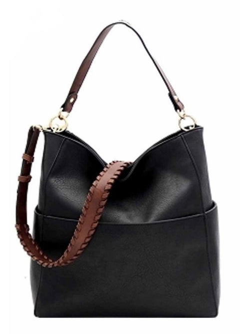 THE PERFECT HOBO SHOULDER PURSE - 3 COLORS