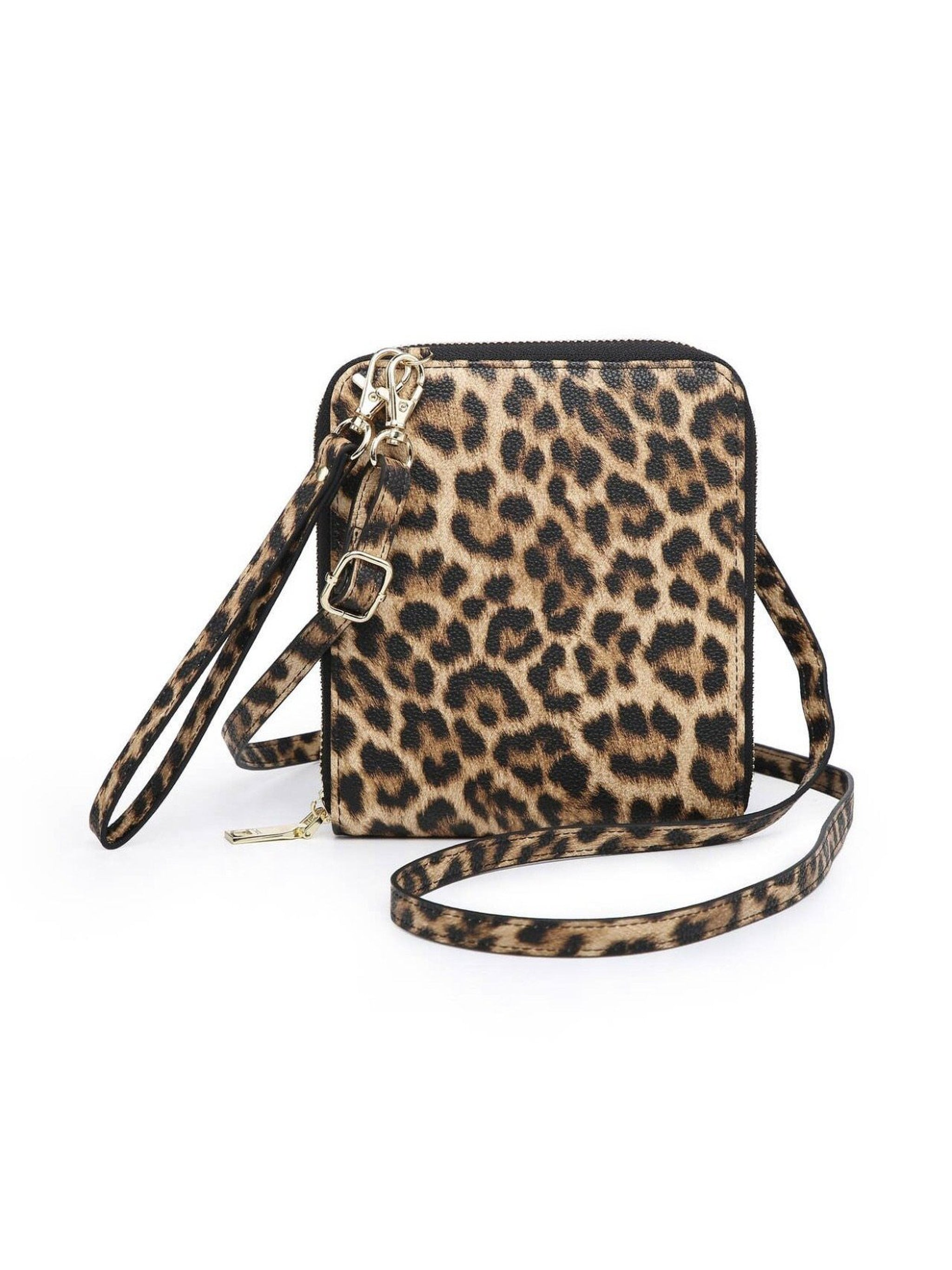 THE WALLET CROSSBODY PURSES - various
