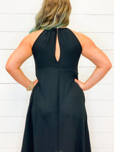 Load image into Gallery viewer, THE RIZA HALTER DRESS - 3 colors