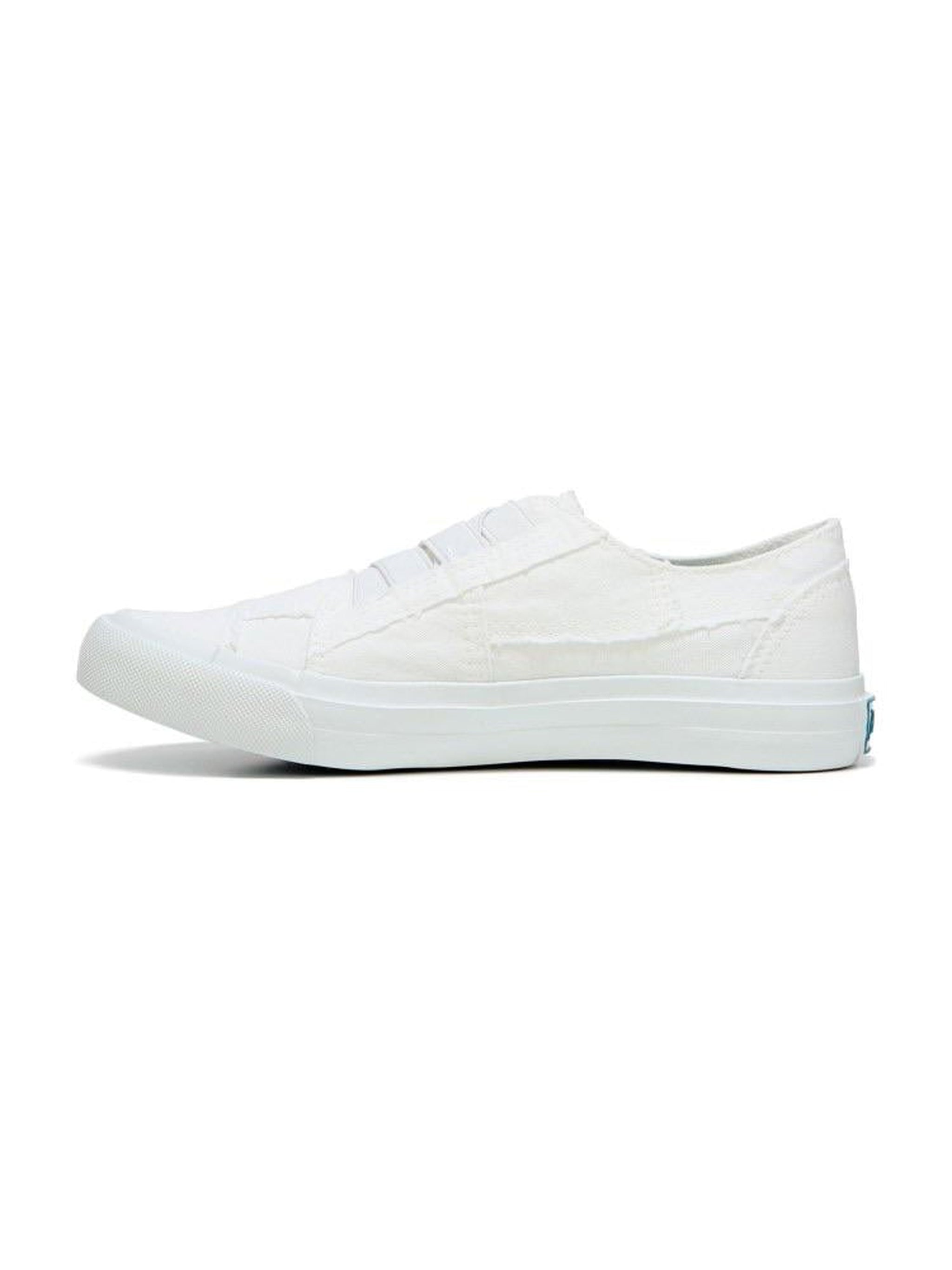 THE BLOWFISH MARLEY SNEAKERS - WHITE COLOR WASHED