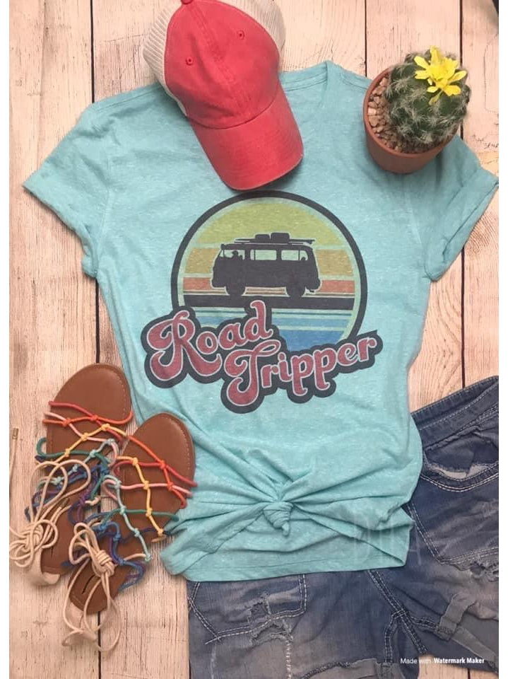 ROAD TRIPPER GRAPHIC TEE