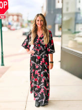 Load image into Gallery viewer, THE STELLA FLORAL MAXI DRESSES - 2 colors