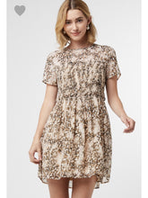 Load image into Gallery viewer, THE HEATHER SMOCKED DRESS