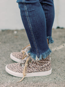 THE LEXIE HIGH RISE ANKLE SKINNY DENIM