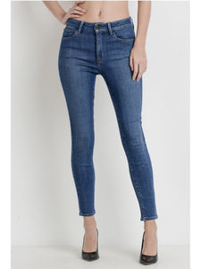 THE ANNISTON BASIC SKINNY DENIM-Jeans-j boutique