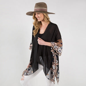 THE KATE KIMONO - 2 colors
