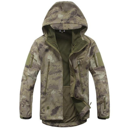 Forest Skin - Tactical Jacket