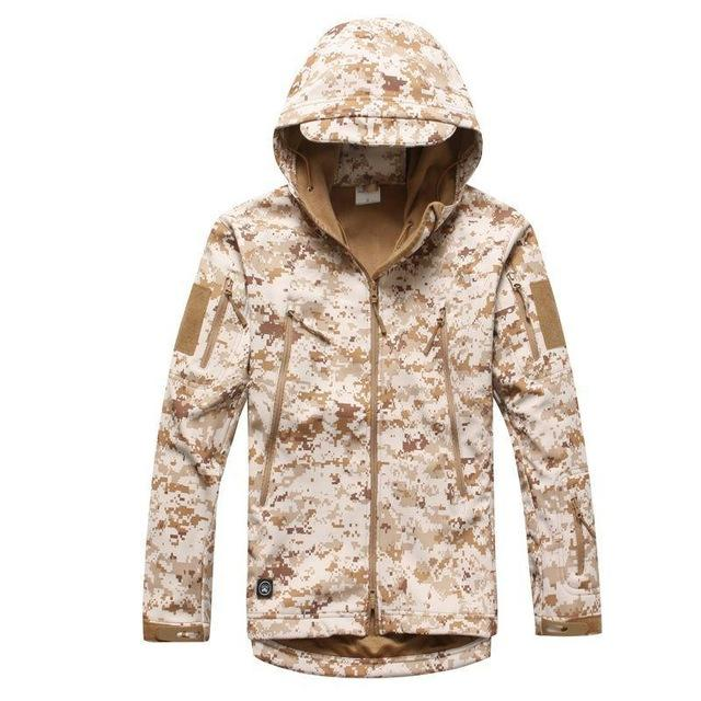 Desert Skin - Tactical Jacket
