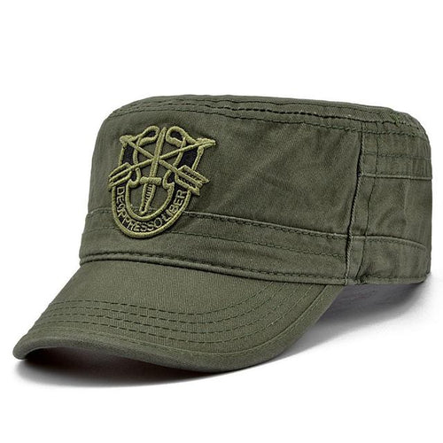 Army Cadet Cap - Army Green