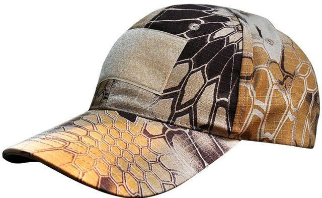 Digital CamoCap - Sand Scale