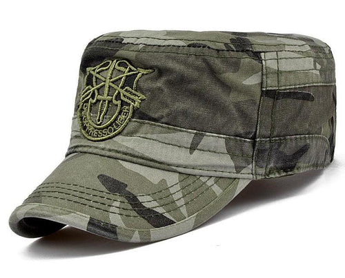 Army Cadet Cap - Camouflage