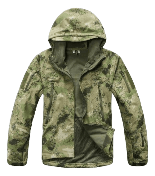 Jungle Skin - Tactical Jacket