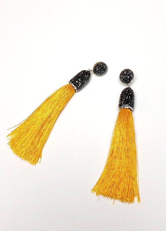SOL YELO' earrings
