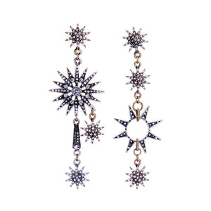 SOLIEL chandelier earrings