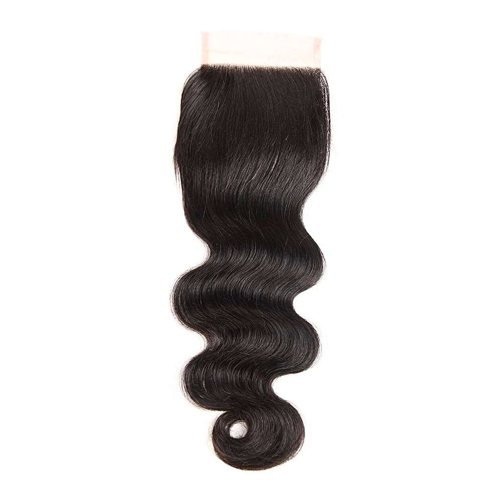 INDIAN wavy 5x5 lace closure