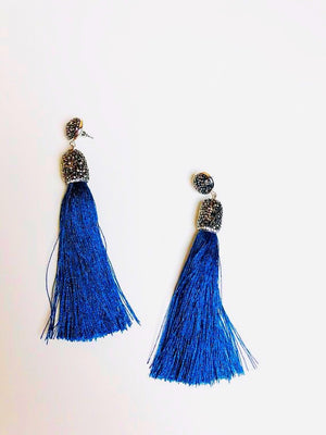 SOL AZUL earrings