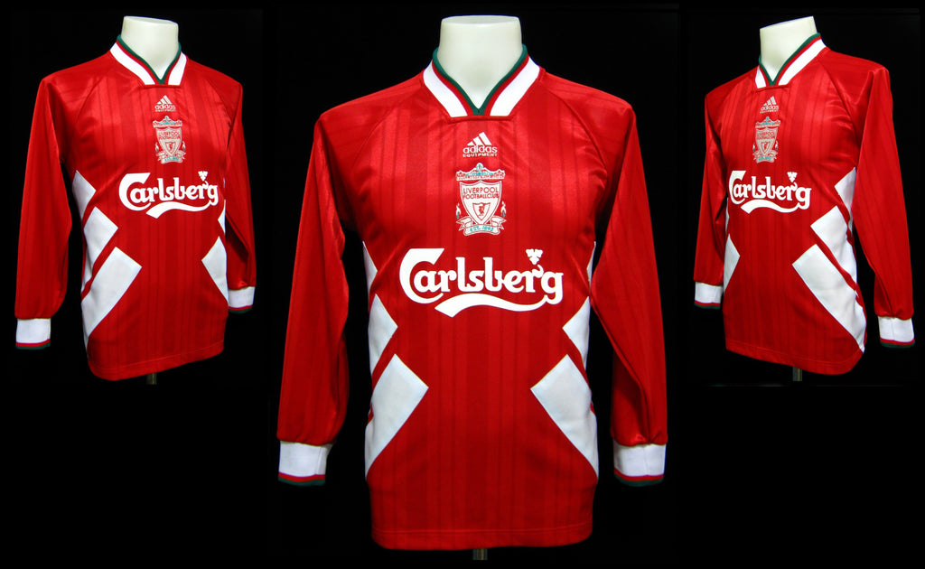 Liverpool 1993 – 95 Home Shirt