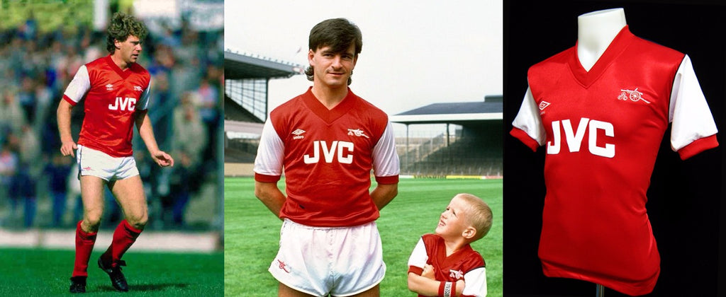 Arsenal 1982 – 1984 Shirt