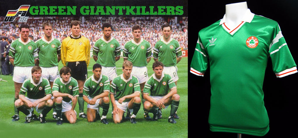 Republic of Ireland Euro '88 Shirt