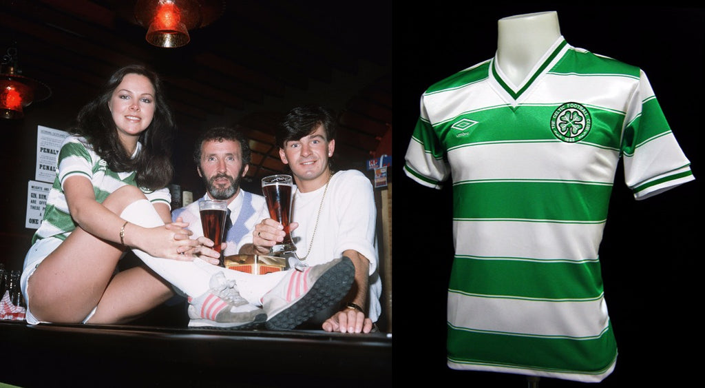 Glasgow Celtic 1982 – 1984 Shirt