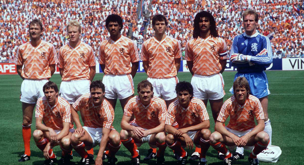 The Netherlands UEFA European Championship 1988 Shirt
