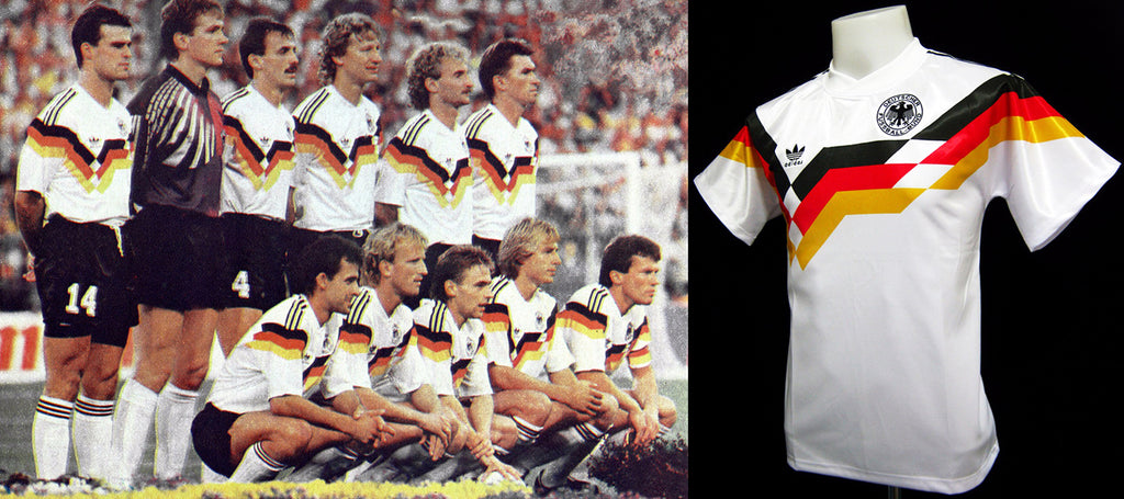 West Germany Euro '88