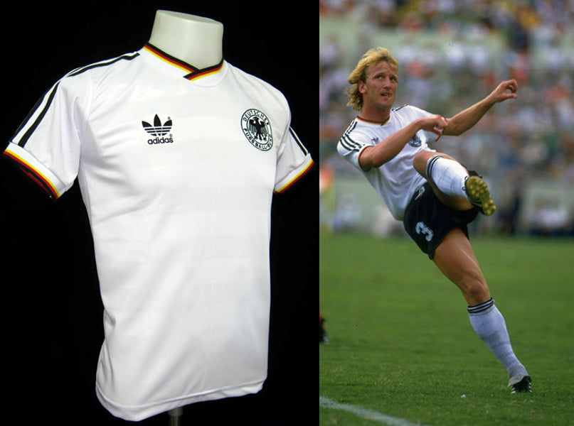 West Germany World Cup 1986