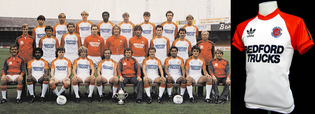 Luton Town 1982 - 1983 Home Shirt