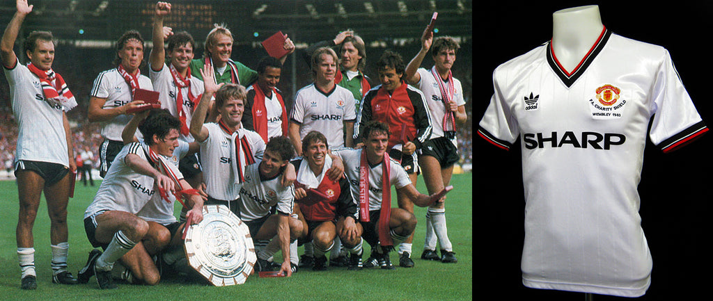 Manchester United 1983 Charity Shield