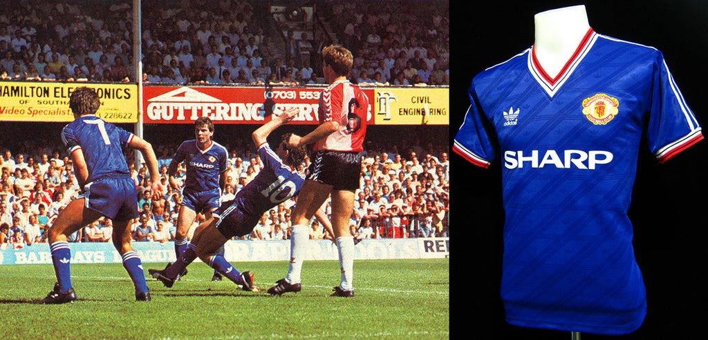 United in Blue 1986-88