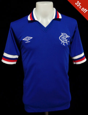 Rangers 1978-82 Home Shirt