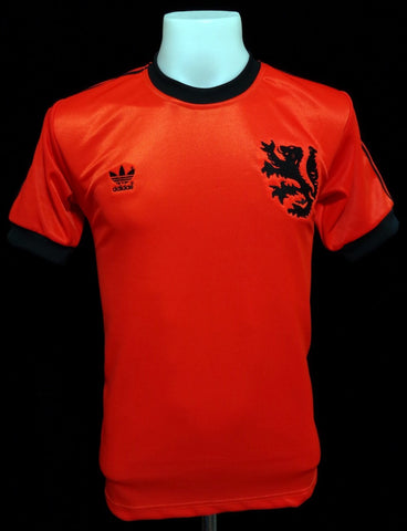 Holland 1978 Home Shirt