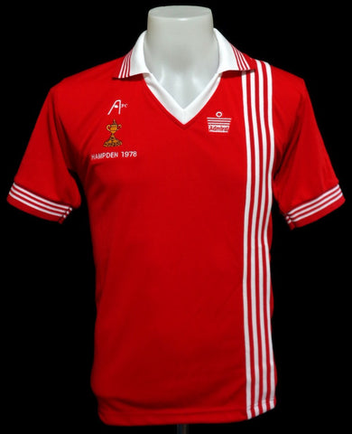 Aberdeen 1978 Scottish Cup Final Shirt