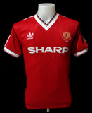 Manchester United 1983-84 Home Shirt